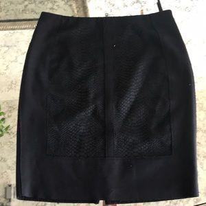 Elie Tahari Skirts - Tahari black Pencil skirt size 4